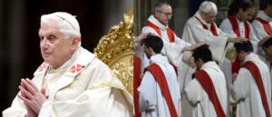 NEUVAINE pour les vocations avec  Benoît XVI du 27/4 Août 2018
