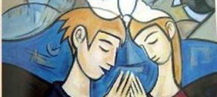 Prions pour les célibataires,les futurs couples,les fiancés