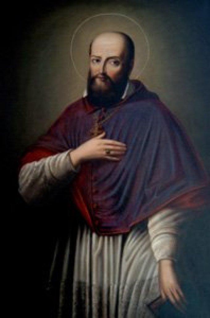 Le 24 janvier : Saint François de Sales