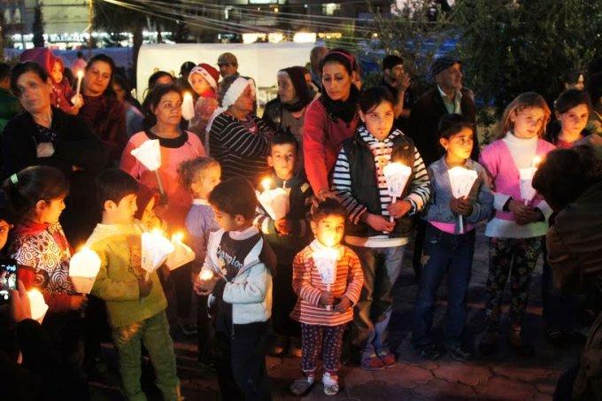 """""""Nous avons besoin de vos prières"""" nous disent les chrétiennes d'Erbil"""