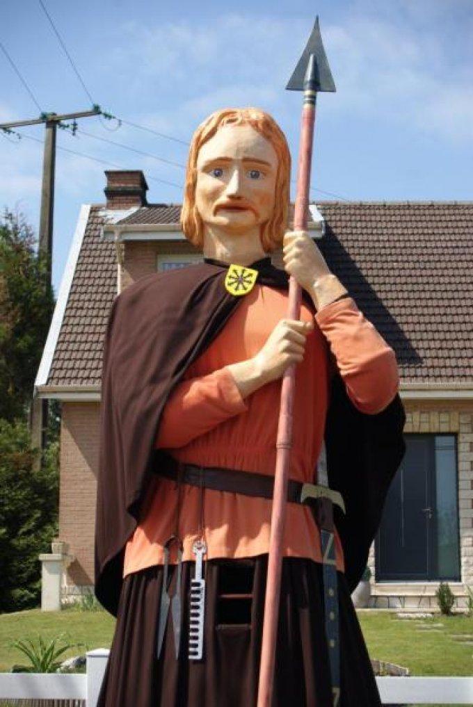 Le 2 février : Saint Adalbade