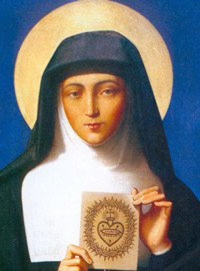 Prière de Ste Marguerite-Marie