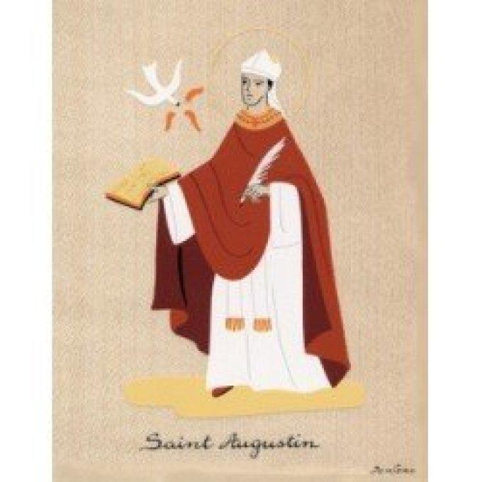 Prière de St Augustin