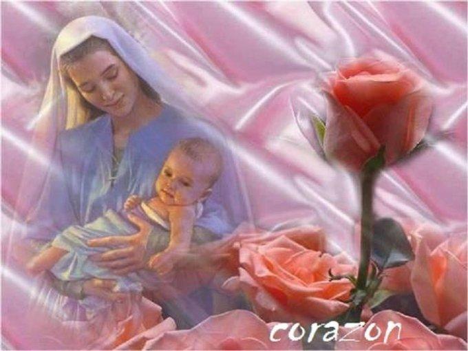 Marie, mère de la Paix