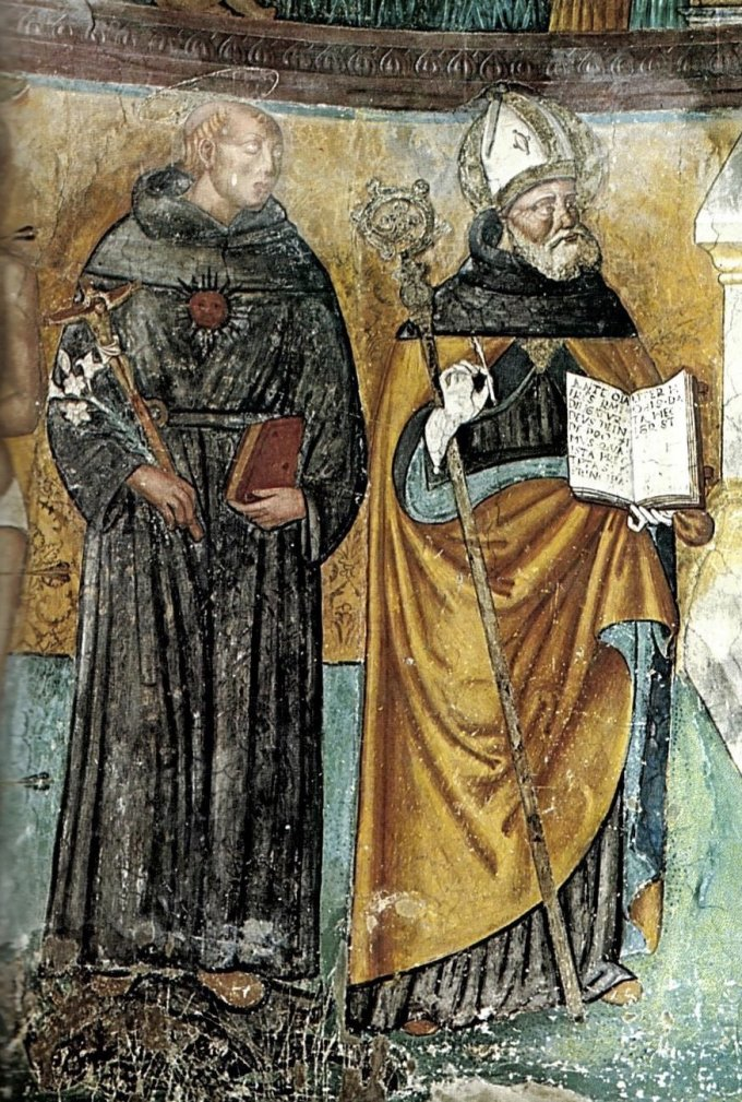 Avec S. Augustin, cherchons Dieu, présent en nous.