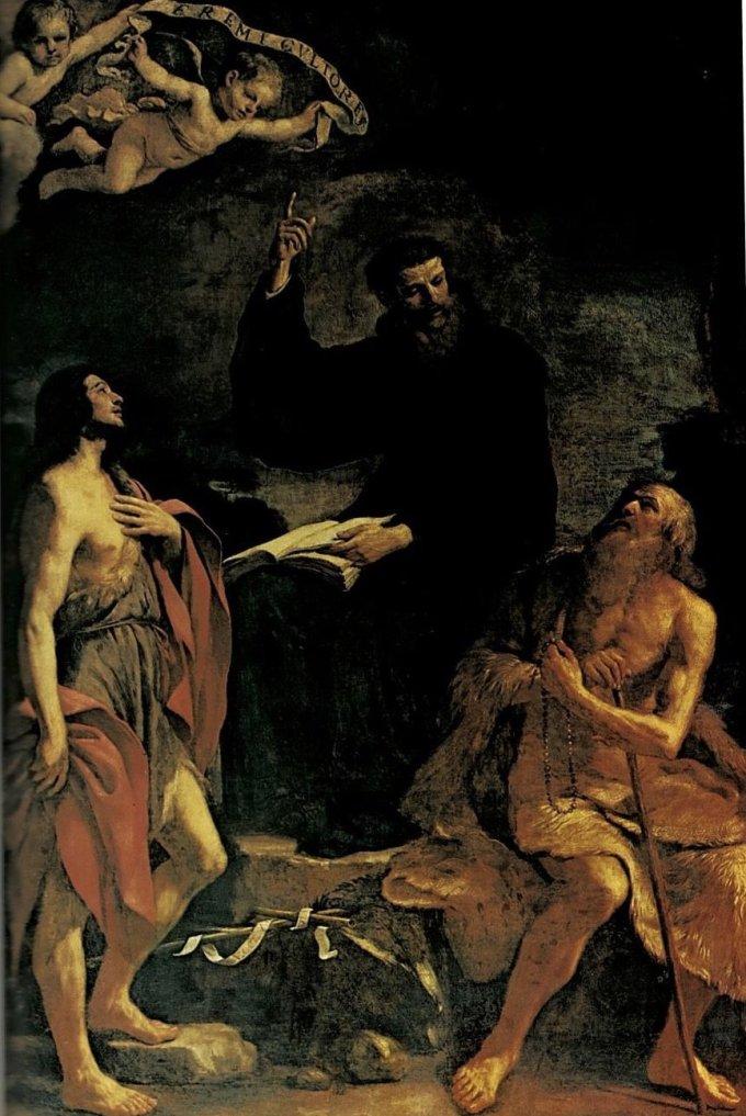 Avec S. Augustin, cherchons Dieu, présent en nous