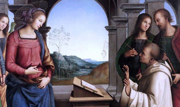 Samedi 10 février : Prière proposée par le Père Antoine d'Augustin