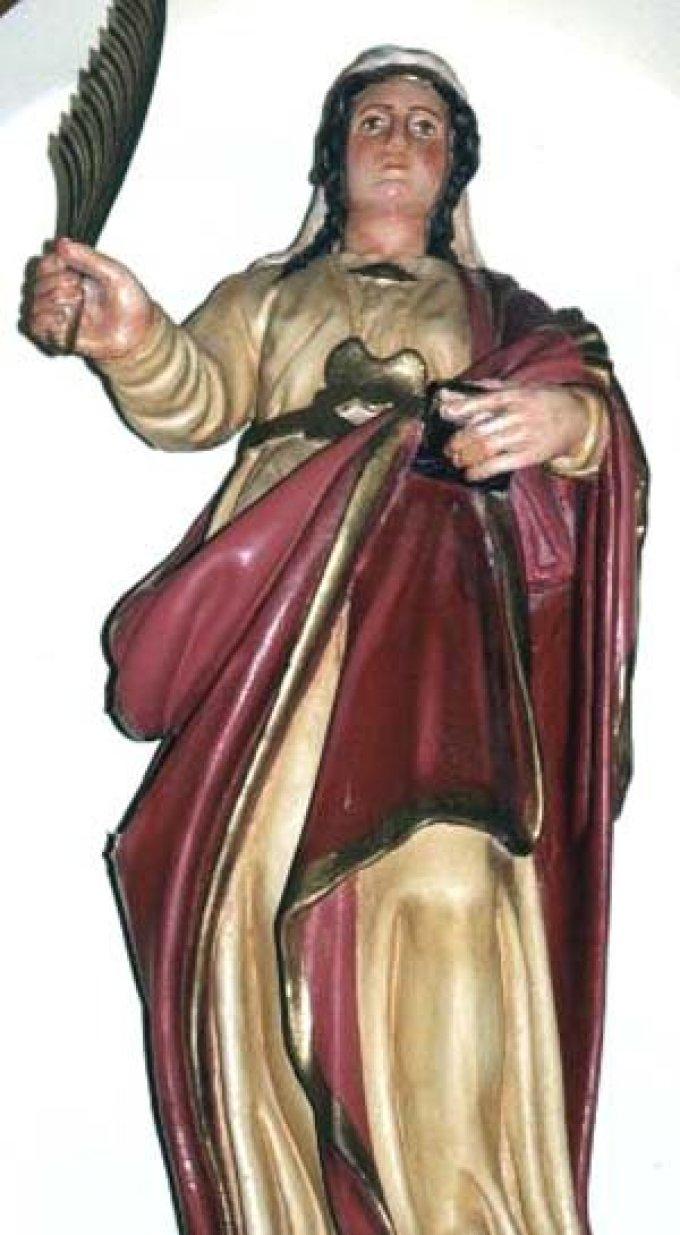 Le 12 février : Sainte Eulalie