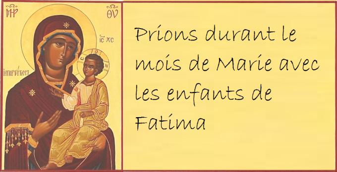 Jour 31 - Consacrons-nous à la Très Sainte Vierge