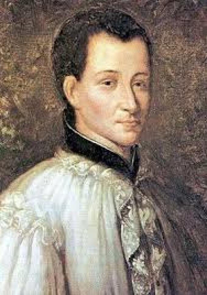Le 15 février : Saint Claude la Colombière
