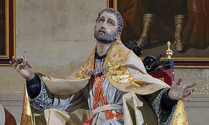 Samedi 17 février : Prière proposée par le Père François Marxer
