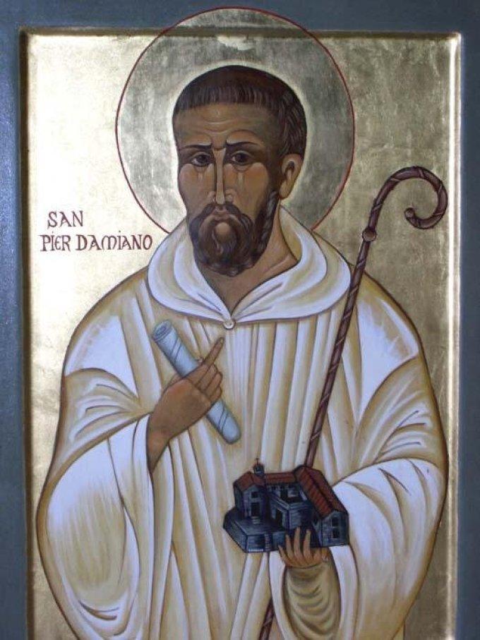 Le 21 février : Saint Pierre Damien