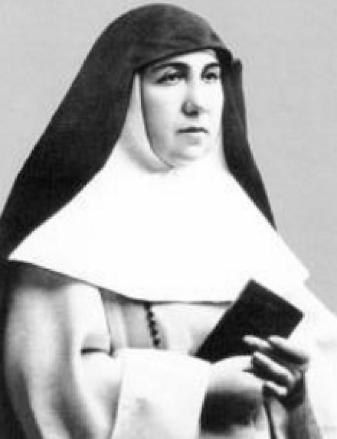 Le 24 février : Bienheureuse Ascensión del Corazón de Jesús