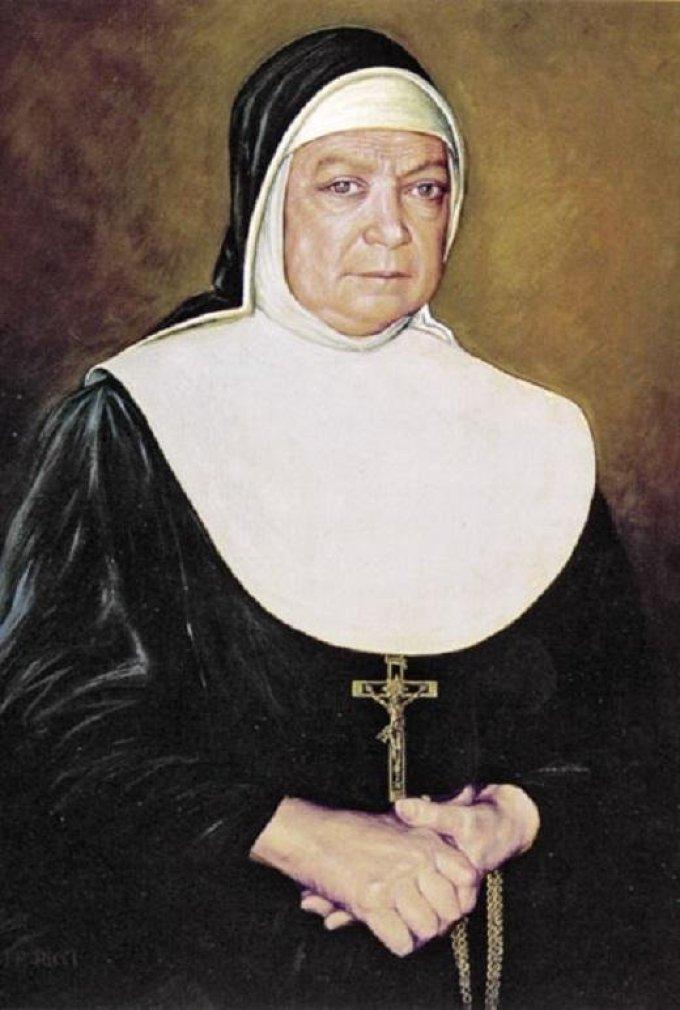 Le 25 février : Bienheureuse Maria Ludovica de Angelis