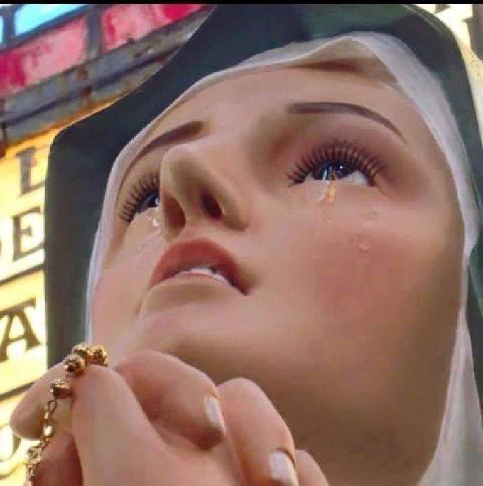 Marie, la Sainte Unique