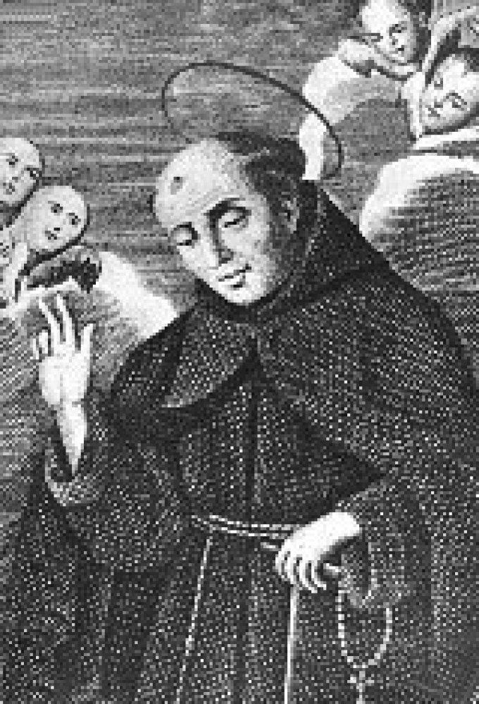Le 5 mars : Saint Jean-Joseph de la Croix