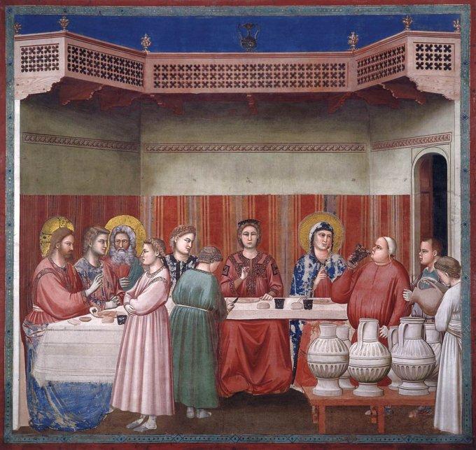 Jour 2 : Les Noces de Cana - Ecouter son intuition