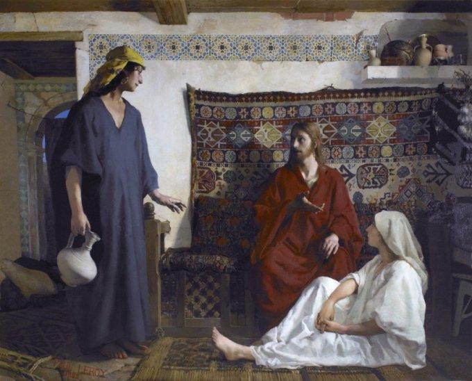 Marthe et Marie - Vivre la receptivité