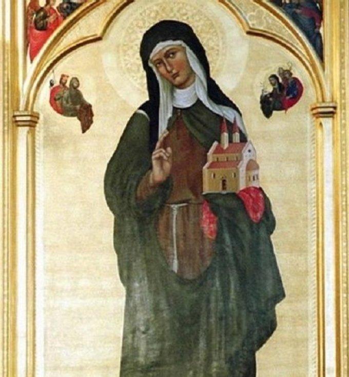 Le 6 mars : Sainte Agnès de Bohème