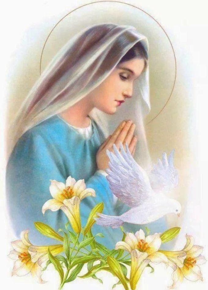 Comment prier Marie qui défait les noeuds