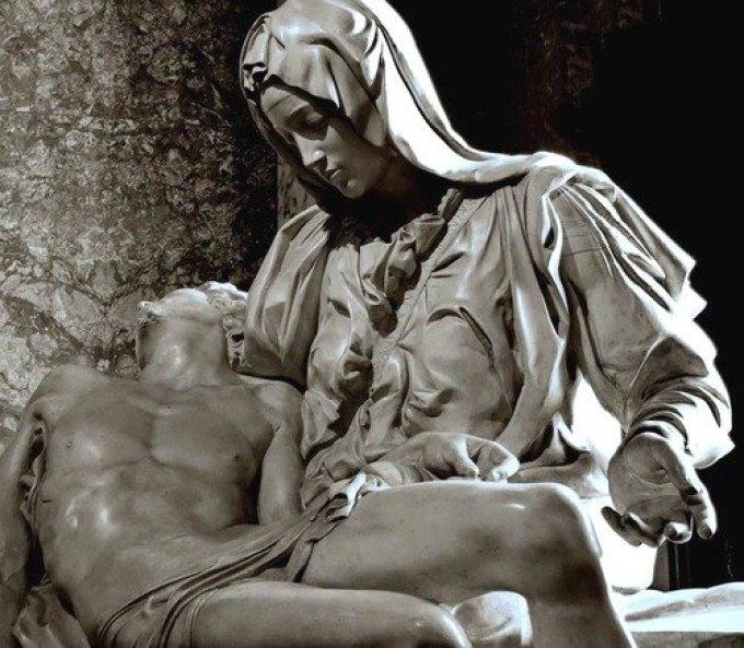 Prière à Notre Dame de la Pietà