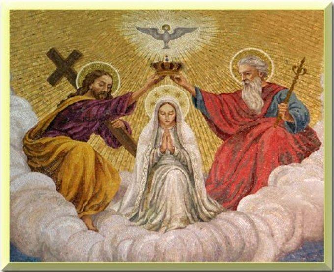 Les trois Je vous salue Marie