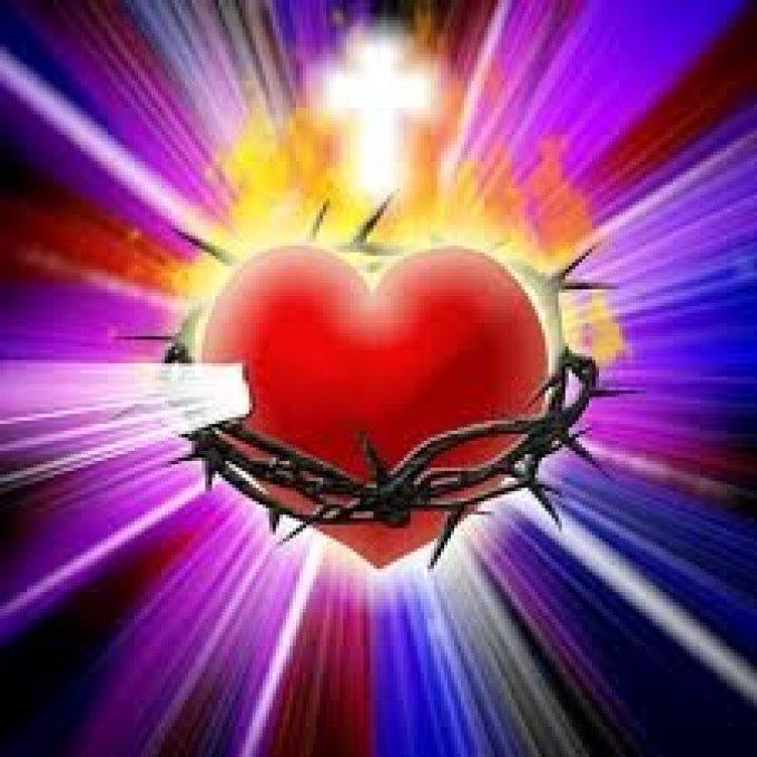 Prière au Cœur de Jésus
