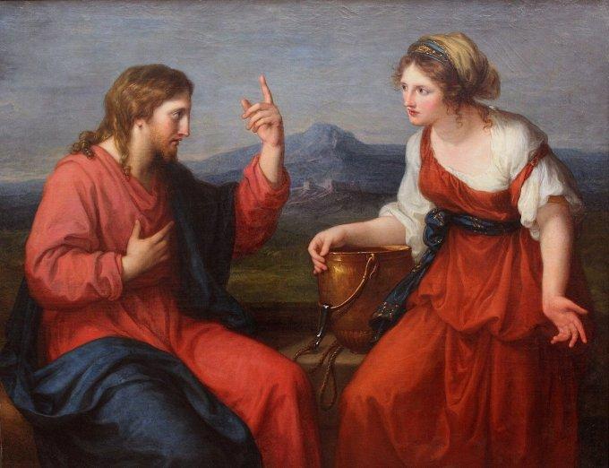 La Samaritaine - Connaître Dieu intérieurement
