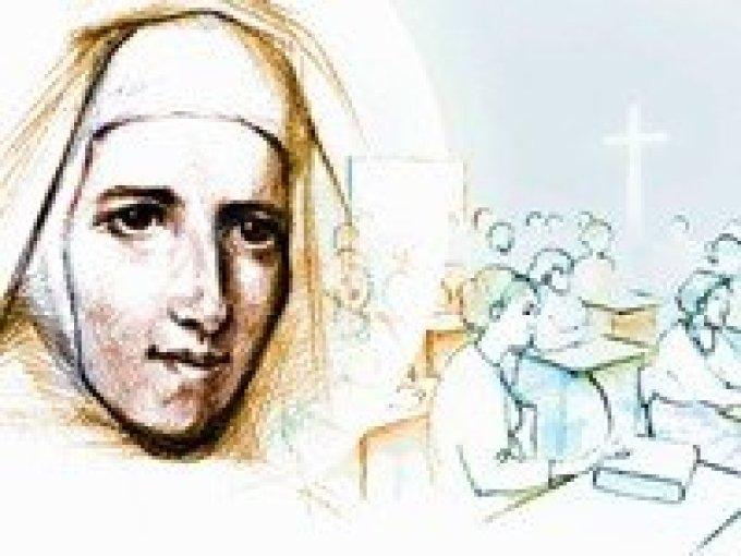 Le 10 mars : Sainte Marie-Eugénie Milleret