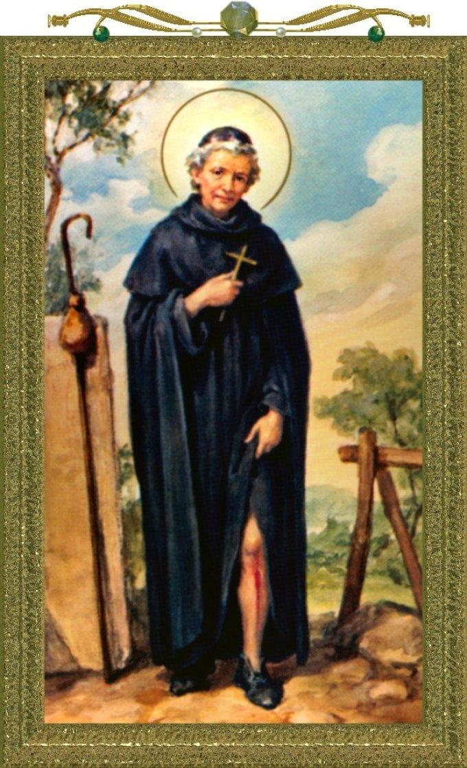 Prière à Saint Pérégrin