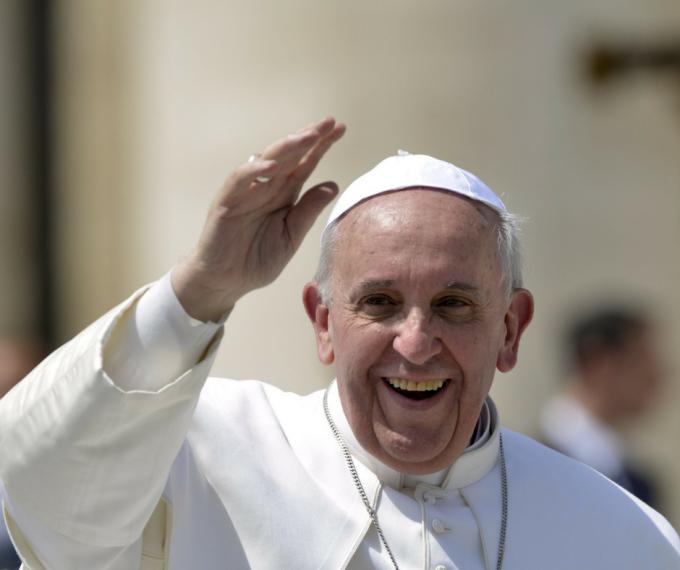 Ecouter, discerner, vivre l'appel du Seigneur : le message du Pape François !