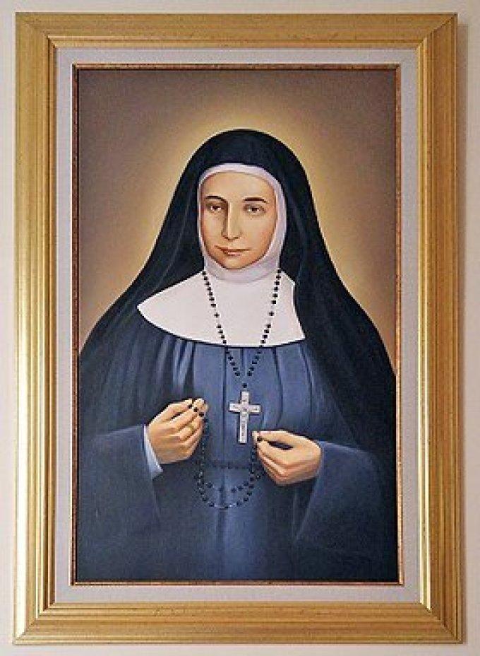 Le 25 mars : Sainte Marie-Alphonsine Danil Ghattas