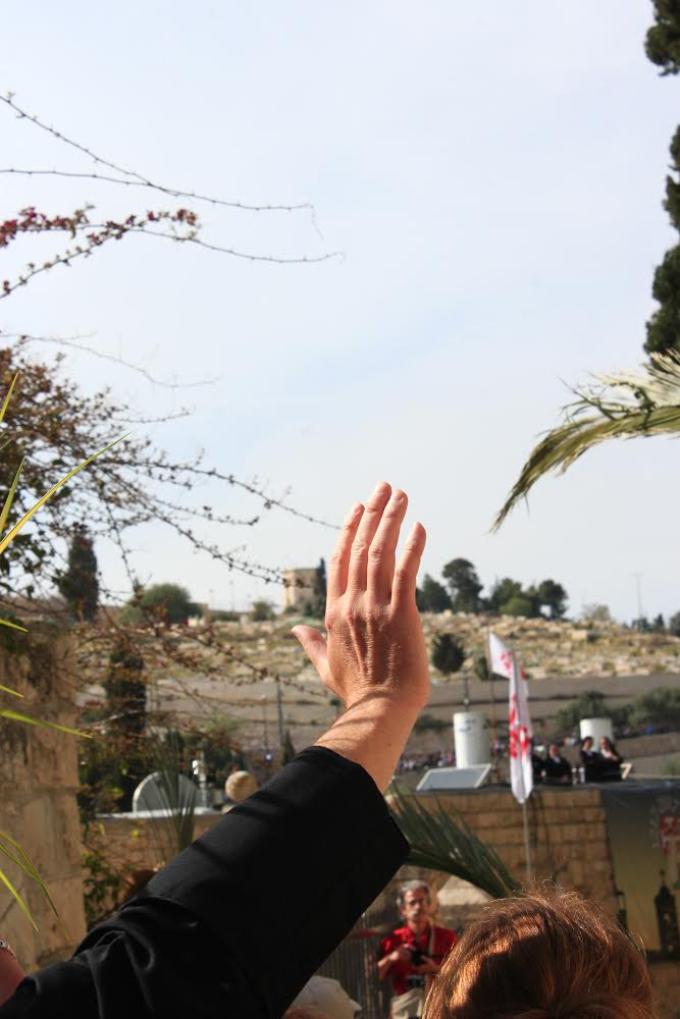 Dimanche des Rameaux et journée des chrétiens d'Orient
