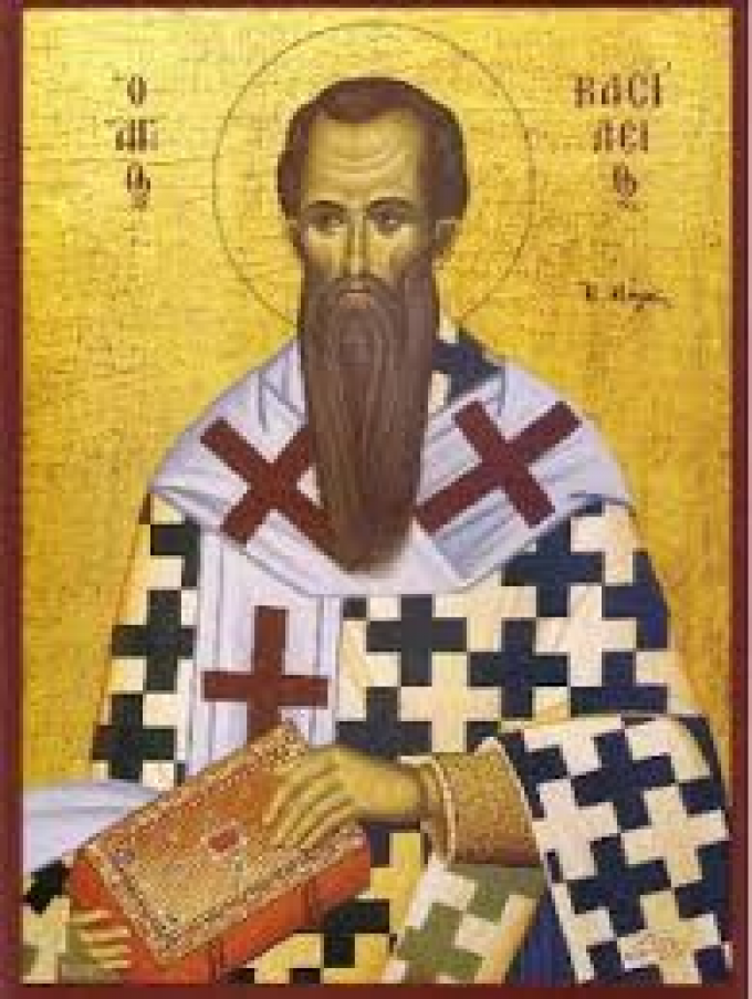 Le 26 mars : Saint Basile le Jeune