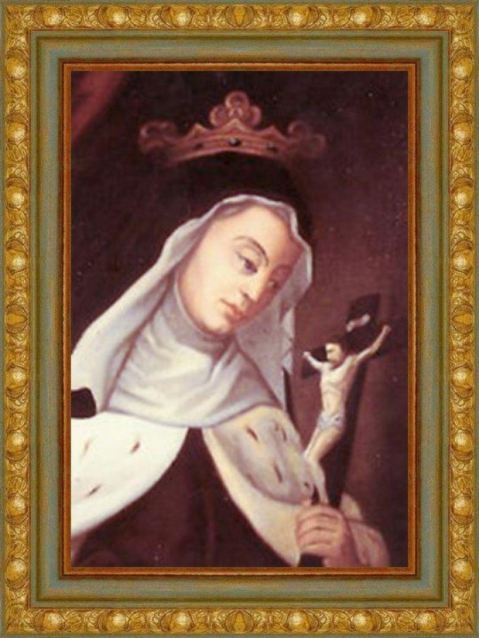 Le 28 mars : Bienheureuse Jeanne-Marie de Maillé