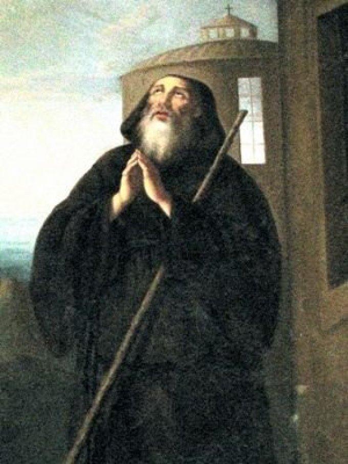 Le 2 avril : Saint François de Paule