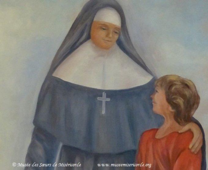 Le 5 avril : Vénérable Rosalie Cadron-Jetté