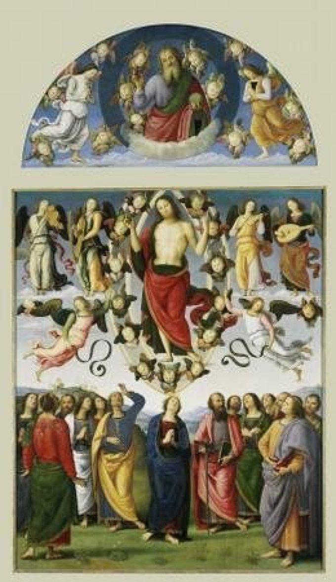 L'Ascension, prière avec Marie Jour J