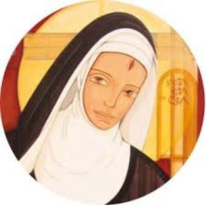 Sainte Rita, nous te confions notre intention de prière