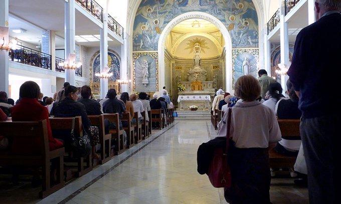 Samedi 14 avril : Prière proposée par l'Équipe pastorale de la Chapelle