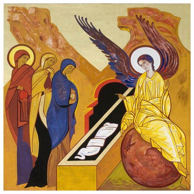 Accueillons le Ressuscité !