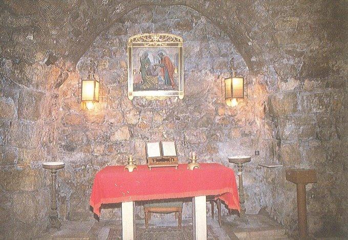 Prière d'un chrétien syrien : « Seigneur reste avec nous »