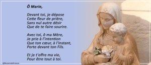 Prions pour Baptiste et Lou