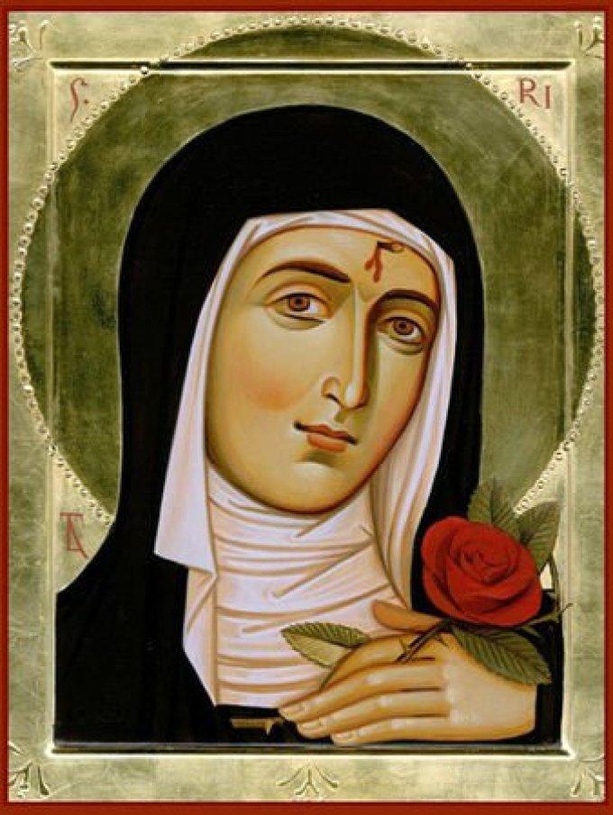 J 1 - Sainte Rita, le don de Dieu