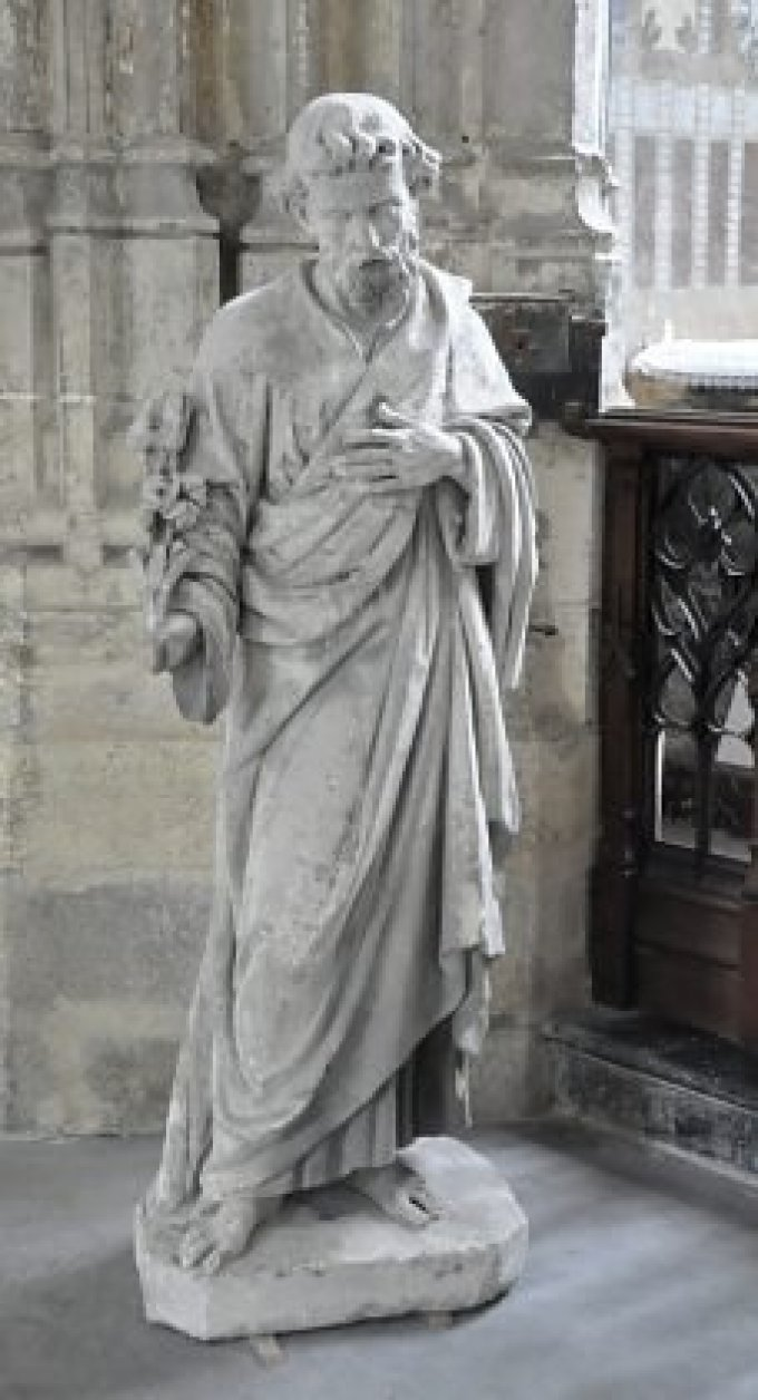 Saint Joseph, qui avez entendu les concerts des Anges, priez pour nous