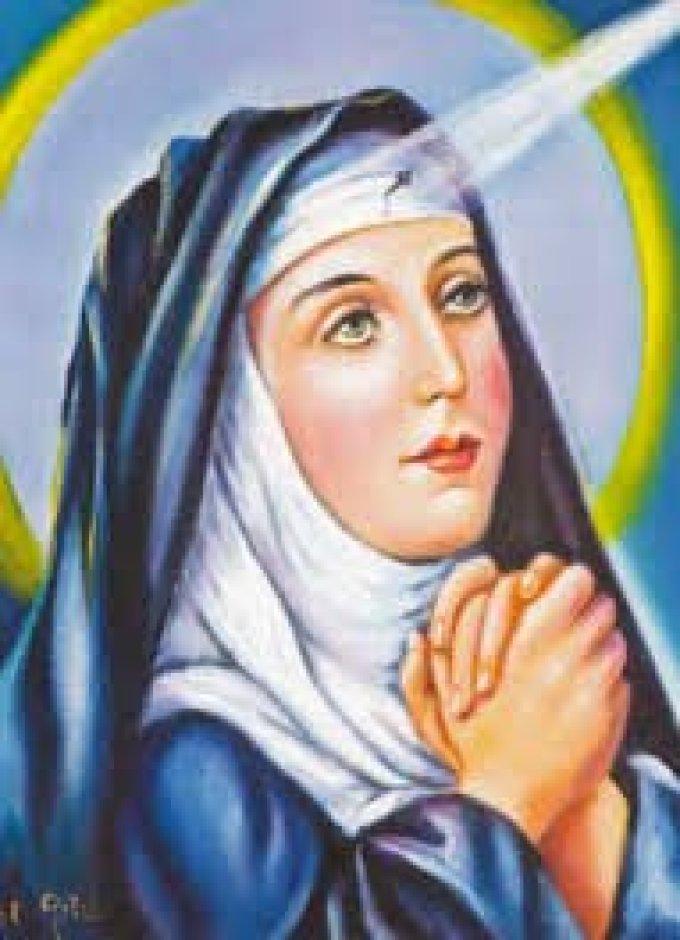 J 3 - Sainte Rita, modèle du pardon