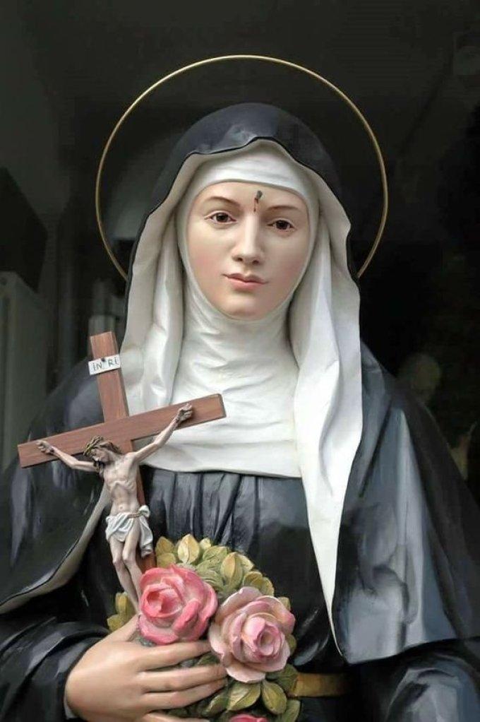 J 5 - Sainte Rita, avocate des causes désespérées