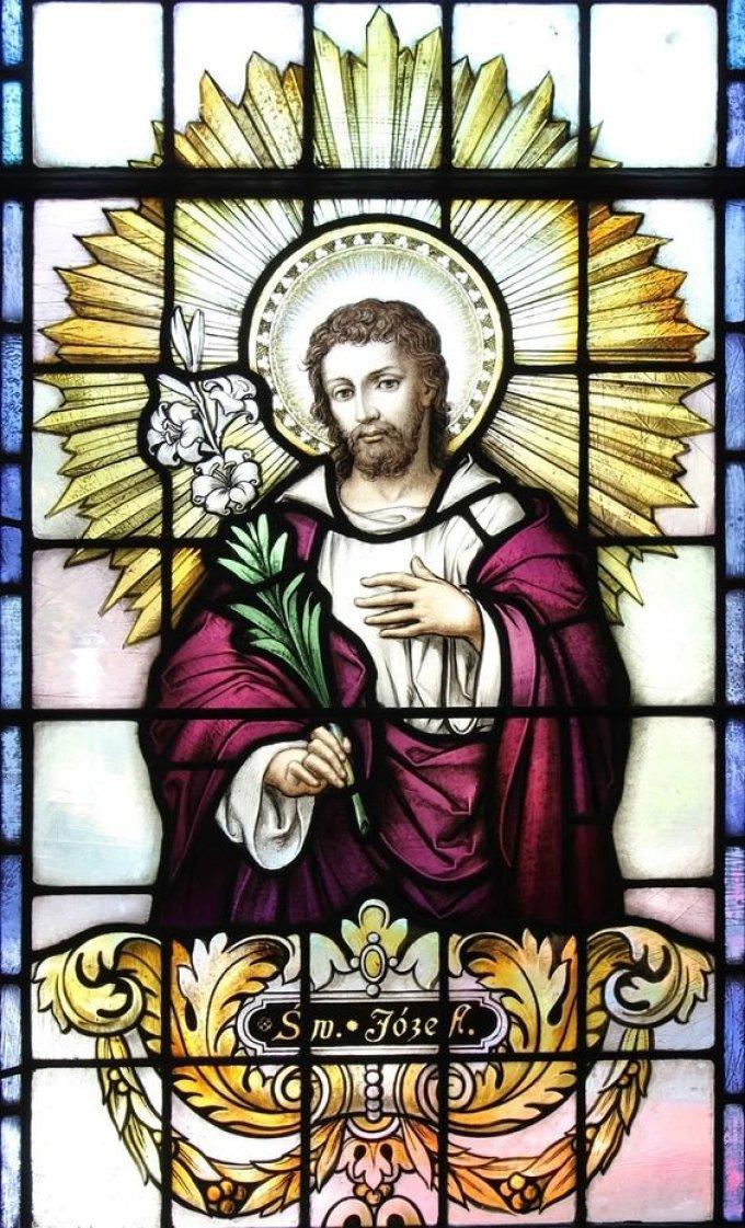 Saint Joseph, lumière des patriarches, priez pour nous