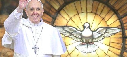 Prions pour 10 millions d'AVE pour le Saint Père !
