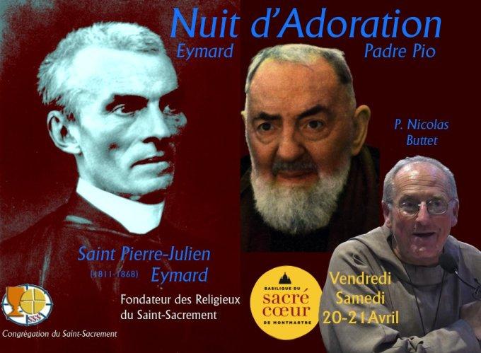 Le grand prophète de l'Eucharistie : Pierre-Julien Eymard par Nicolas Buttet